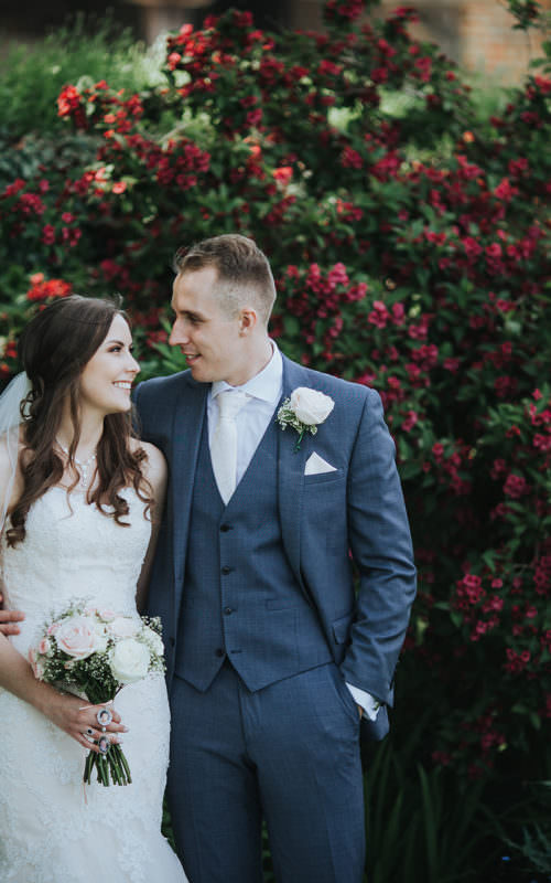 Lympne Castle Wedding // Hannah & Kevin